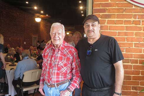 ehab-with-president-Jimmy-Carter